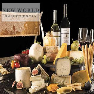 Wine Not Buffet – Thưởng Thức Rượu Vang Và Món Âu Cao Cấp Không Giới Hạn Tại New World Saigon Hotel 5 Sao