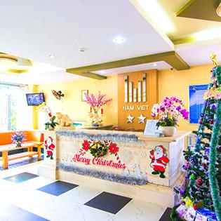 Nam Việt Hotel 2 Sao Vũng Tàu 2N1Đ – Bãi Sau - Gần Biển