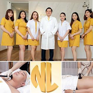 Giảm Mỡ Vùng Mặt Và Toàn Thân Cho Nam Giới Tại Nam Long Clinic - Viện Thẩm Mỹ Cho Nam Giới