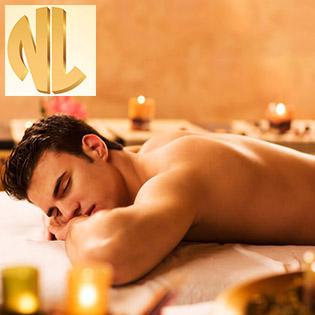 Massage Body Cho Nam + Xông Hơi + Ấn Huyệt Toàn Thân Tại Nam Long Clinic - Viện Thẩm Mỹ Cho Nam Giới