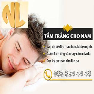 Tắm Trắng Phi Thuyền Cho Nam – Nam Long Clinic – Viện Thẩm Mỹ Cho Nam Giới