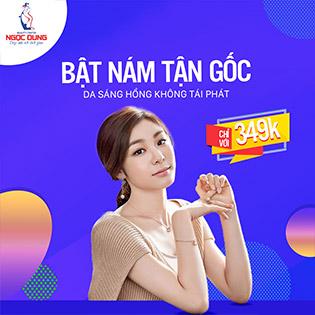 Hệ Thống Ngọc Dung - Top TMV Uy Tín Tại Việt Nam - Độc Quyền Điều Trị Nám/ Tàn Nhang – CN Laser