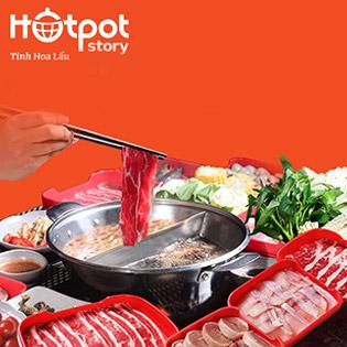 Hệ Thống Hotpot Story - Buffet Tinh Hoa Lẩu Hải Sản Hơn 100 Món - Không Phụ Thu Cuối Tuần