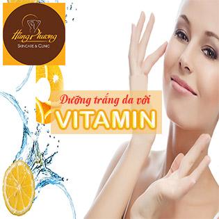 Combo 5 Lần Điều Trị Nám - Thâm Mụn - Tráng Sáng Da Bằng Mega Vitamin C 30%