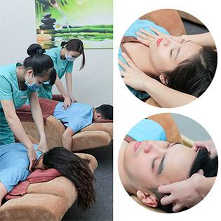 Massage Xua Tan Mệt Mỏi Phương Pháp Nhật - Không Nhận Tips - Xuka Foot Massage