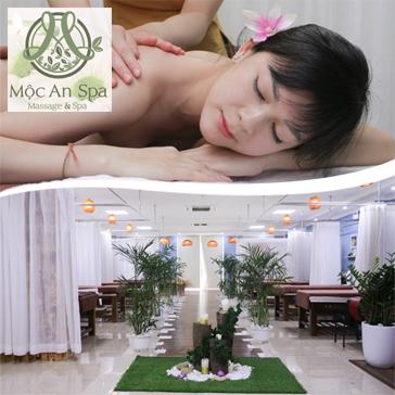 Massage Body Đả Thông Kinh Lạc (Áp Dụng Cả Nam Và Nữ) Tại Mộc An Spa & Massage