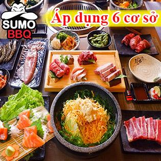 Hệ Thống SumoBBQ - Buffet Premium Thỏa Thích 9 Vị Bò Thượng Hạng