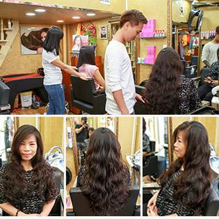 Hair Salon B.B - Trọn Gói Làm Tóc Cao Cấp - Tặng Hấp Dầu