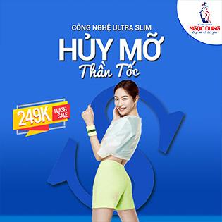 Hệ Thống Ngọc Dung - Top TMV Uy Tín Tại Việt Nam - Giảm Béo CN Mỹ Siêu Âm Ultra Slim