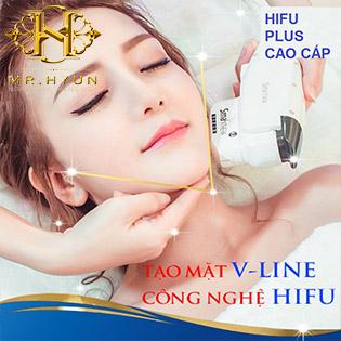 HIFU Plus Cao Cấp Công Nghệ Độc Quyền 2018 Tại Thẩm Mỹ Mr.Hyun Nâng Cơ, Trẻ Hóa Da (90 Phút)