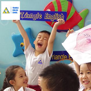 Khóa Học Anh Văn Thiếu Nhi Với Giáo Viên Bản Ngữ Tại Triangle English