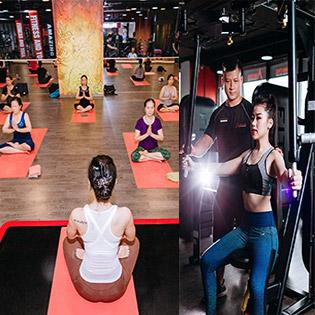 02 Tuần Trải Nghiệm Full Dịch Vụ Chỉ Có Tại Amazing Fitness And Yoga