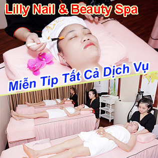 Miễn Tip 6 Combo VIP Độc Quyền Cao Cấp Chăm Sóc Toàn Diện Mặt - Body - Vòng 2 Sline Quyến Rũ Trên Từng Centimet Tại Lilly Nail & Beauty Spa