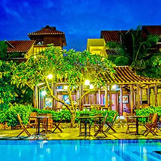 Romana Resort 4* Phan Thiết 2N1Đ – Trọn Gói Ăn Sáng + Ăn Trưa Set Menu/ Lẩu Thả - Không Phụ Thu Cuối Tuần - Dành Cho 02 Người Lớn & 01 Em Bé Dưới 6 Tuổi