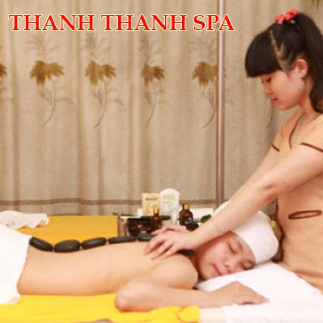 (120') Massage Body Nhật + Thái + Foot (70') + Ngâm Chân + Đắp Paraffin (50') - Thanh Thanh Spa