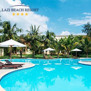 Lazi Beach Resort 4* - 2N1Đ Phòng Green Hill – Bao Gồm Ăn Sáng Buffet Dành Cho 02 Khách