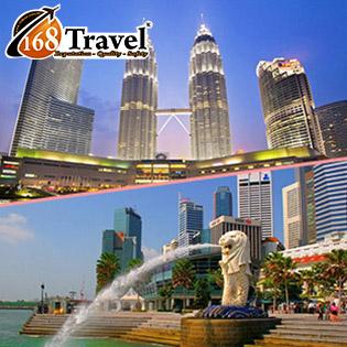 Tour Singapore – Malaysia 4N3Đ Giá Cực Sốc 01 Khách – Áp Dụng Lễ Tết