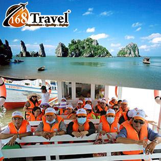 Tour Đảo Bà Lụa – Khám Phá Rừng Tràm Trà Sư 2N2Đ – Nghỉ Resort Hòn Trẹm 4* – Thứ Sáu Hàng Tuần - Áp Dụng Khởi Hành Tết Kỷ Hợi