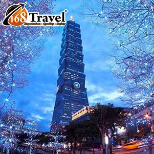 Tour Đài Loan 4N3Đ - Ngắm Mùa Thu Vàng Tuyệt Đẹp - Cao Hùng - Đài Trung - Đài Bắc – Đài Loan - Giá Sốc - Tặng Visa Đài Loan