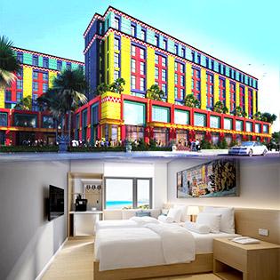 Cocobay Boutique Hotel Đà Nẵng 4* + Phòng Superior 2N1Đ – Gồm Ăn Sáng - Không Phụ Thu Cuối Tuần – Không Phụ Thu Lễ
