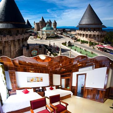 San San Hotel 3* Đà Nẵng 2N1Đ - Sát Biển Mỹ Khê - Ăn Sáng - Cho 2 Khách