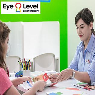 Khóa học Toán Tư Duy Logic, Tiếng Anh Theo Phương Pháp Eye Level Hàn Quốc Dành Cho Các Bé Từ 3 - 15 Tuổi