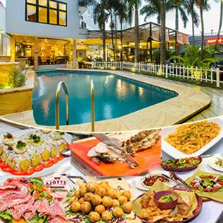 Buffet Tối Cao Cấp Italiano - Chuẩn Vị Ý Từ Đầu Bếp 5* Tại Nhà Hàng La Bettola