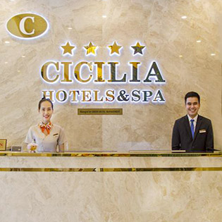 Trải Nghiệm Gói VIP Massage Thư Giãn Đẳng Cấp Tại Cicilia Hotel Spa 4*