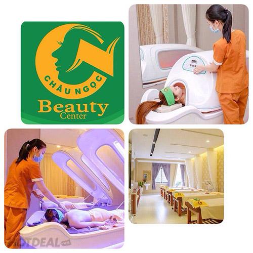 Da Xinh Đón Tết - (100 Phút) Tắm Trắng Body Hoàng Gia Tại Châu Ngọc Beauty Center