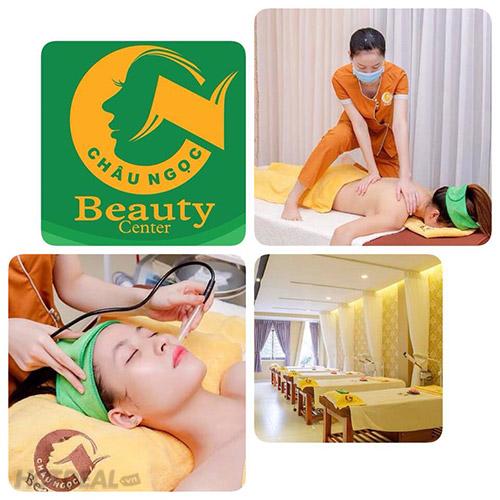 Vẻ Đẹp Hoàn Mỹ Cho Làn Da - (100') Chăm Sóc Toàn Diện Tại Châu Ngọc Beauty Center
