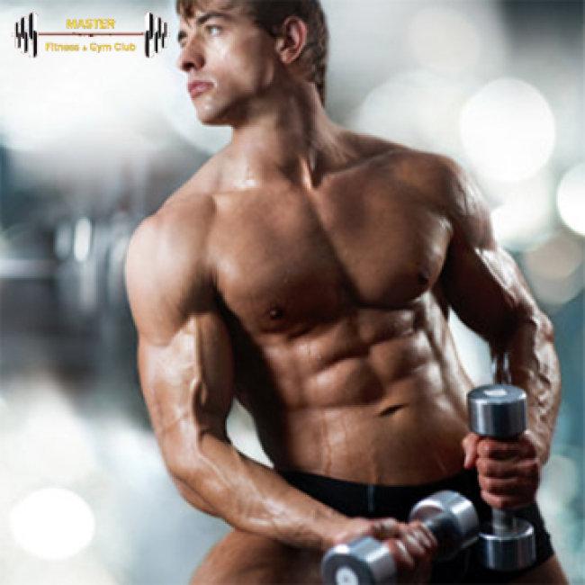 02 Tháng Tập Gym Tại Master Fitness & Gym - Club - Full Time