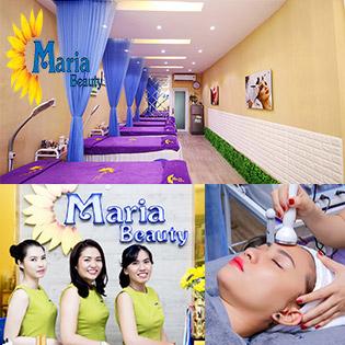 Miễn Tip 4 Lần Trắng Sáng Da Công Nghệ Oxyjet Kết Hợp Tinh Chất Vitamin C 90 Phút Độc Quyền Tại Maria Spa