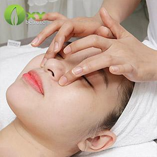 Oxy beauté 5* Trải Nghiệm Trọn Gói 4 Dịch Vụ: Chăm Sóc Da + Massage + Nâng Cơ + Bấm Huyệt Thư Giãn Kiểu Nhật Bản Hot Nhất 2018 - Tặng Massage Nửa Thân Kiểu Nhật