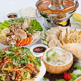 Buffet Chay Trưa/ Tối Hơn 40 Món Cực Hấp Dẫn Tại Khu Phố Tây - Nhà Hàng Bi Sài Gòn