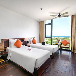 Khách Sạn Sea Flower Hotel (Khách Sạn White Sand II Cũ) - 2N1Đ, Ăn Sáng Buffet, Hồ Bơi - Cho 02 Khách
