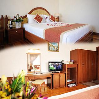 Khách Sạn Hoàng Yến I Bình Dương 3* 2N1Đ - Gồm Buffet Sáng - Không Phụ Thu Cuối Tuần