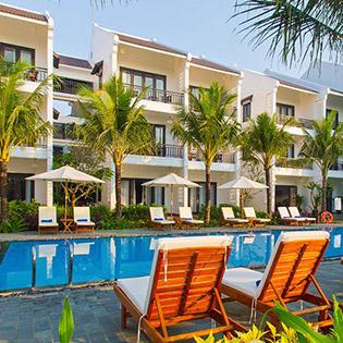 Hoi An Waterway Resort 4* - 2N1Đ Phòng Deluxe Window – Bao Gồm Ăn Sáng Buffet Dành Cho 02 Khách