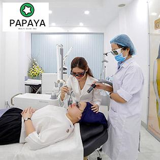 Papaya Clinic 4* - Sạch Mụn, Trắng Da, Trẻ Hóa Da Bằng Phát Đồ Bác Sĩ Da Liễu Cam Kết Hiệu Quả