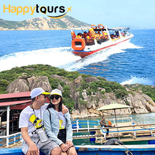 Tour Đảo Bình Ba 2N2Đ – Tiệc Hải Sản – Mini Bar – Lặn Ngắm San Hô – Vườn Nho – BBQ Tôm Hùm