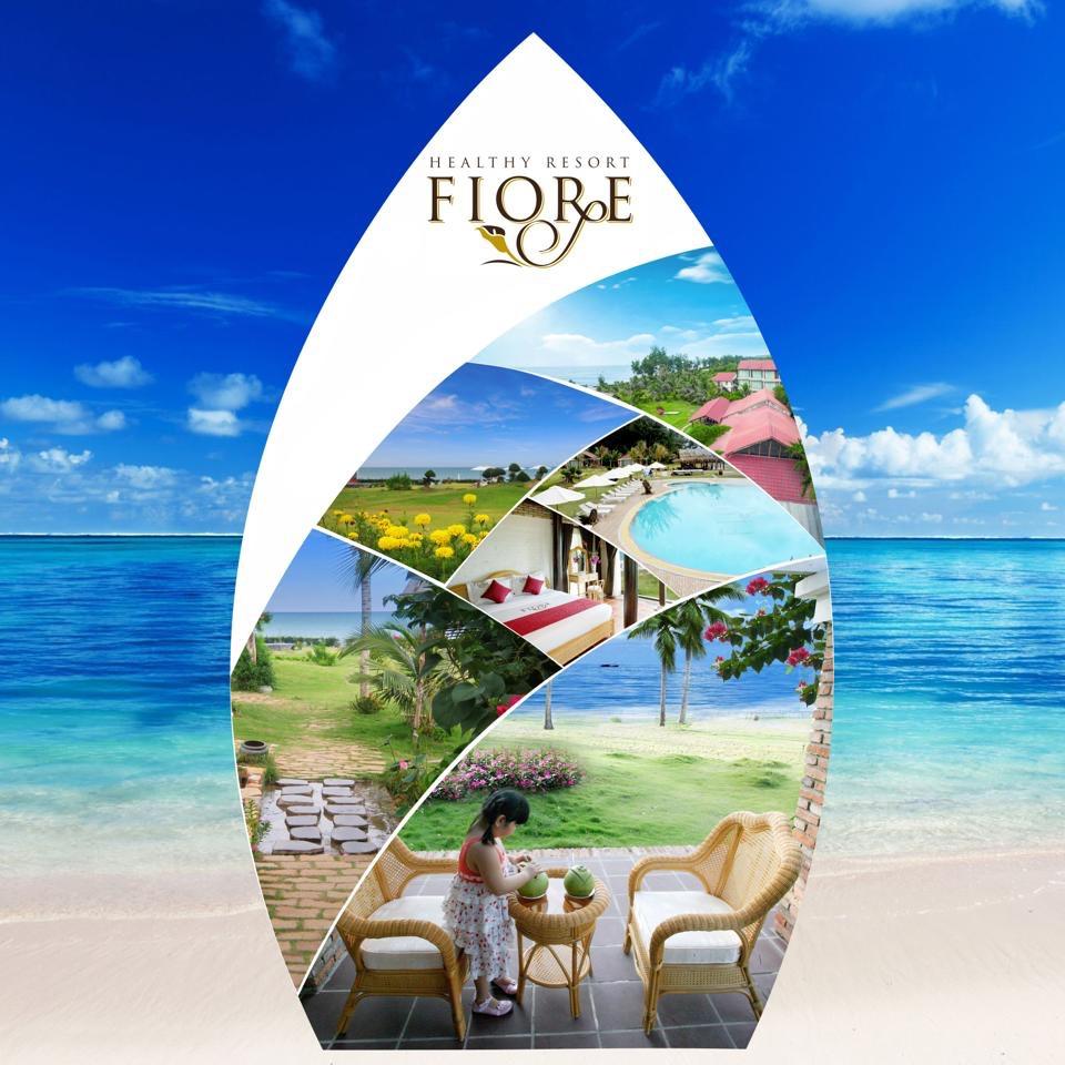 Fiore Resort 4* Phan Thiết 2N1Đ Giá Cực Tốt – Gồm Ăn Sáng + 1 Bánh Pizza Hải Sản + 2 Ly Soda Ý + Miễn Phí Xe Trung Chuyển 2 Chiều Cho 2 Khách