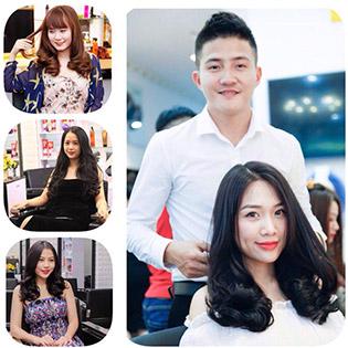 Tặng Hấp Phục Hồi Collagen - Ưu Đãi Trọn Gói Làm Tóc Cao Cấp: Uốn/ Nhuộm/ Ép Tại Hair Salon Trần – Nơi Tôn Vinh Mái Tóc Của Bạn
