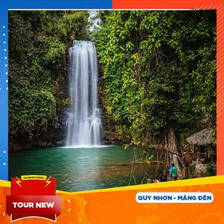 Tour Liên Tuyến 4N4Đ Măng Đen-Quy Nhơn-Kon Tum-Tham Quan Eo Gió-Đảo Kỳ Co-Có Khởi Hành Tết