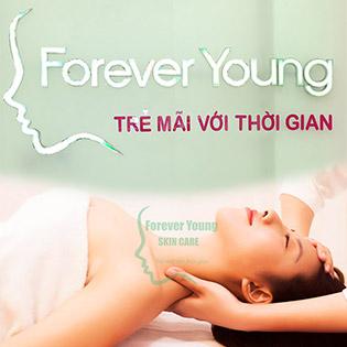 (100 Phút) Massage Body, Foot, Jacuzzi, Chạy C, Chăm Sóc Da Mặt Tại Forever Young Spa