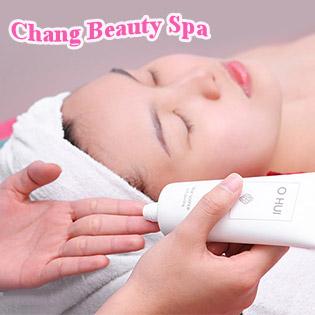 Điều Trị Mụn, Thâm Hoặc Điện Di Vitamin C Bằng Mỹ Phẩm OHUI Nổi Tiếng Số 1 Hàn Quốc - Chang Beauty Spa