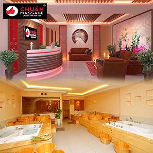 Áp Dụng Tết - Buffet Massage Body 7IN1 Cho 1 Người + Buffet Món Ngọt 20 Món Sử Dụng Không Giới Hạn, Giá Sốc - Chuẩn Massage & Spa