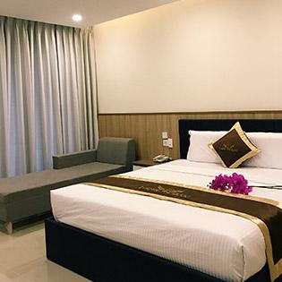 Hot!!! Mùa Hè Sôi Động Cùng Z Hotel Phú Quốc - Miễn Phí Ăn Sáng + Đưa Đón Sân Bay (Bến Tàu) + Xe Điện Tham Quan - 2N1Đ Dành Cho 02 Khách