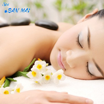 Massage Body Và Tẩy Da Chết Toàn Thân Miễn Phí Xông Hơi Tại Ban Mai Spa