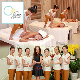 Ospa Healthy & Beauty 5* Độc Quyền 100 Phút Massage Body, Foot Thái Đá Nóng, Chăm Sóc Da Mặt