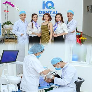 Cạo Vôi/ Trám Răng/ Tẩy Trắng Răng 100% Của Đức Tại IQ Dental - Viện Nha Khoa Thẩm Mỹ