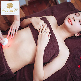 Ưu Đãi 03 Buổi Giảm Béo Tạo Form Công Nghệ Cao Ultra Body S-line Lipozero Tại Camelia H Beauty And Luxury Spa